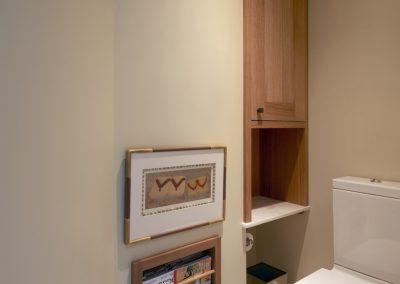 Ostmo Construction & Rockwood Cabinetry - Morgan Bath Remodel