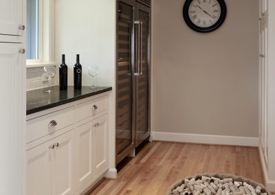 Ostmo Construction & Rockwood Cabinetry - Hoppes Remodel