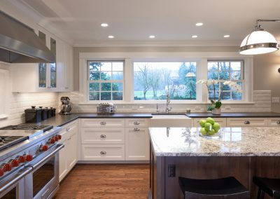 Ostmo Construction & Rockwood Cabinetry - Wicklow Remodel