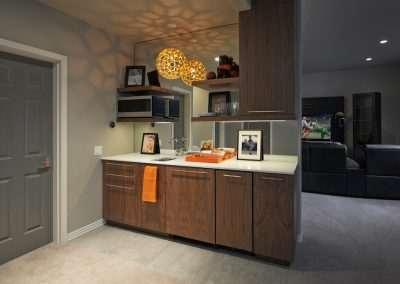 Ostmo Construction & Rockwood Cabinetry - Fortner Remodel