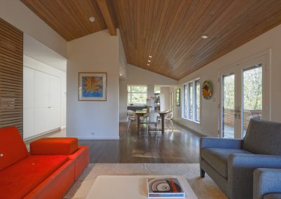 Tyler Engle Architect, Ostmo Construction & Rockwood Cabinetry - Bolte Remodel