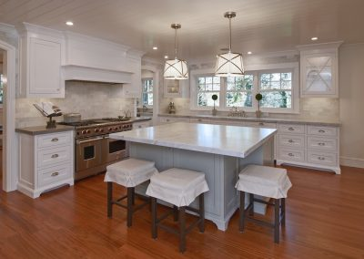 Cabinets by Rockwood Cabinetry - Construction by Ostmo
