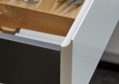 Ostmo Construction & Rockwood Cabinetry - Garrell-Litt Remodel