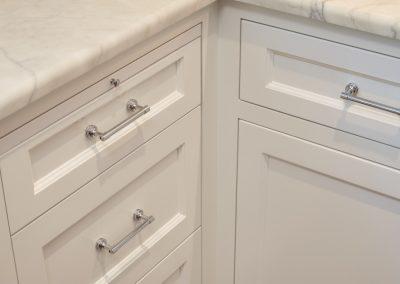 Ostmo Construction & Rockwood Cabinetry - Kucha Remodel